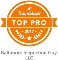 Baltimore Inspection Guy is a Thumbtack Top Pro